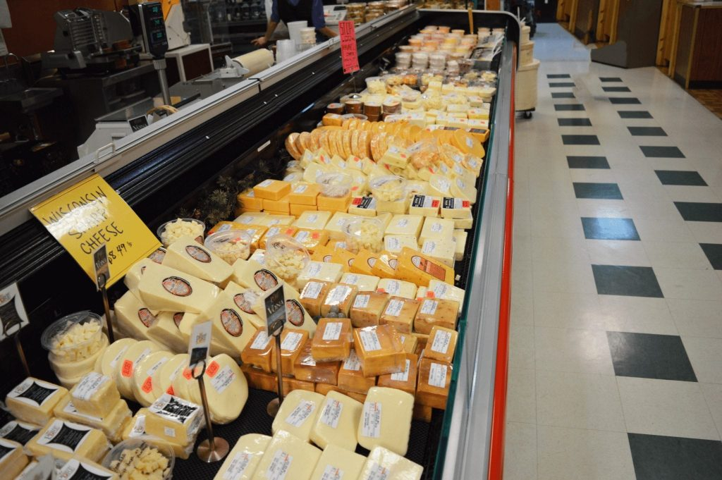 deli cheeses available for sale