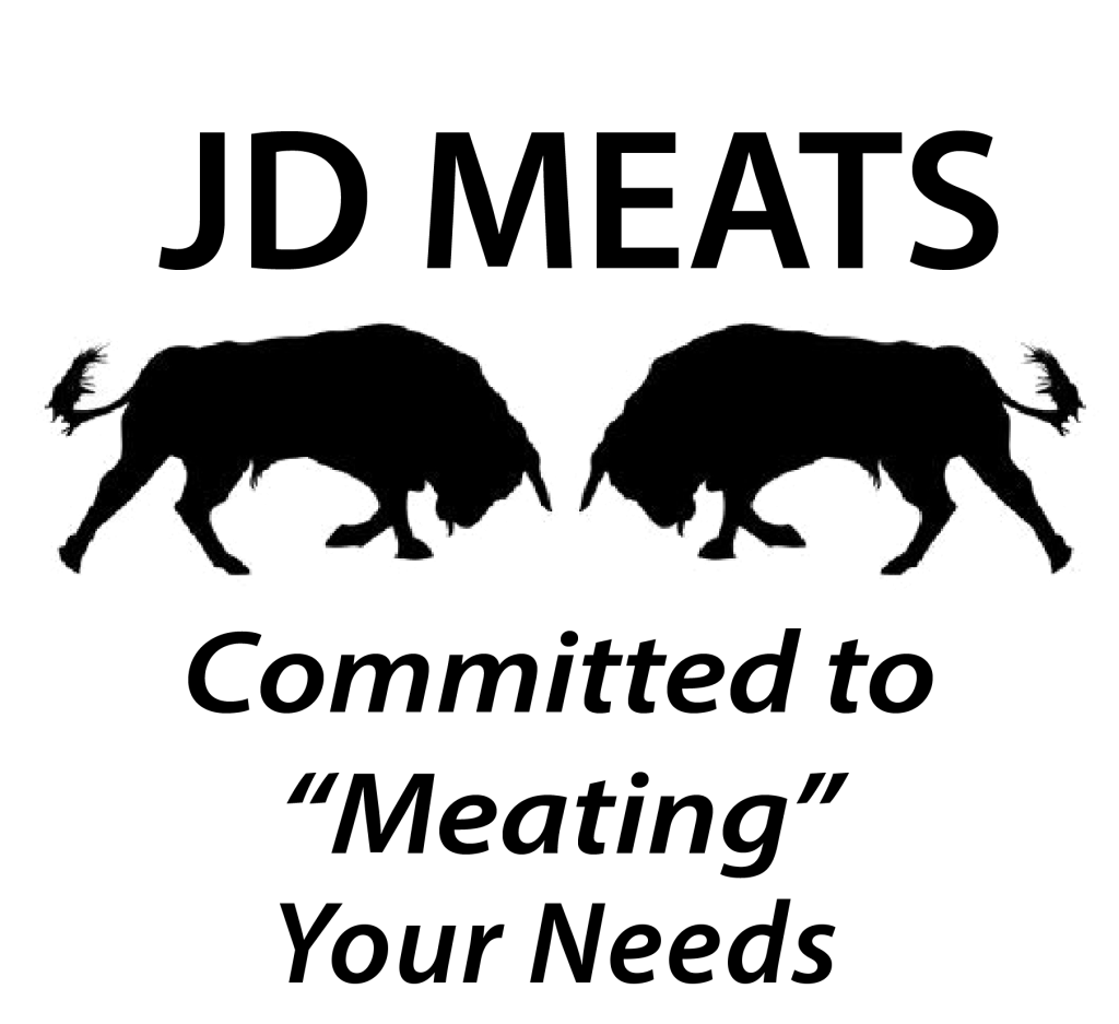 jd meats logo new slogan